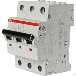 Защитная автоматика - Автоматический выключатель abb, 0