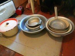 Наборы посуды для готовки - Посуда металлическая, за копейки (см. описание), 0