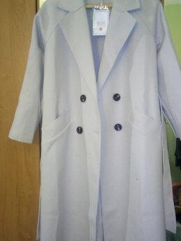 Пальто - Пальто женское демисезонное (новое), 0