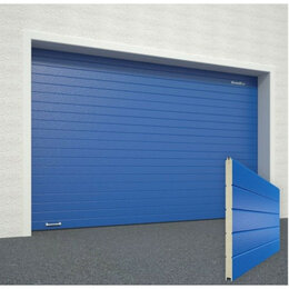 Заборы, ворота и элементы - Ворота секционные Дорхан 2700х2700, 0