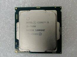 Процессоры (CPU) - Intel core i5-7400, 0