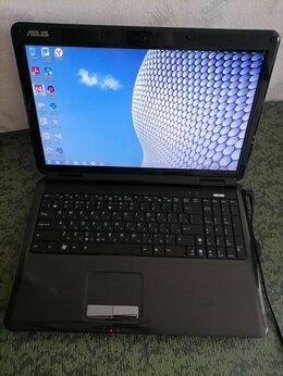 Ноутбуки - Рабочий ноутбук ASUS K50AB, 0