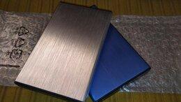 """Внешние жесткие диски и SSD - Жесткий диск 2.5"""" 500Гб (внешний, USB) , 0"""