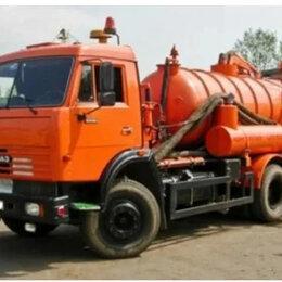 Спецтехника и спецоборудование - Услуги асенизатора /илососа, 0