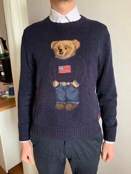"""Свитеры и кардиганы - Свитер Ralph Lauren - """"The Polo Bear"""". , 0"""