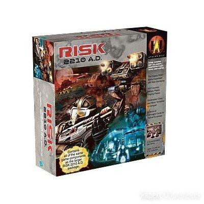 Риск 2210 A.D. (RISK 2210 A.D.) по цене 3300₽ - Стиральные машины, фото 0