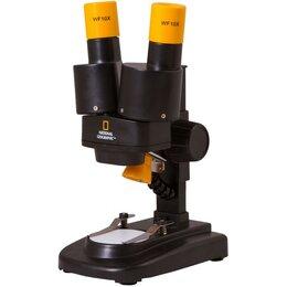 Микроскопы - Микроскоп стереоскопический Bresser National Geographic 20x, 0