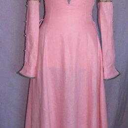 Платья - Шикарные льняные платья, 0