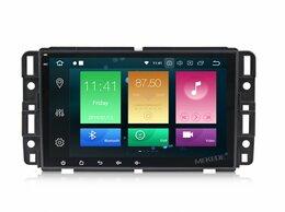 Автоэлектроника - Магнитола Штатная Android CHEVROLET, 0