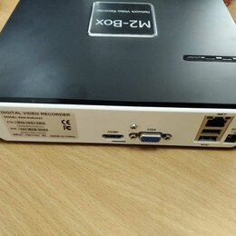 Видеорегистраторы - Видеорегистратор для 4 IP камер до 2 Мп каждая, 0