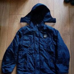 Куртки и пуховики - Куртка для мальчика 8-10 лет, весна-осень. , 0