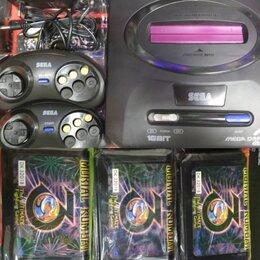 Ретро консоли - Игровые приставки Сега(Sega) и Dendy новые, 0