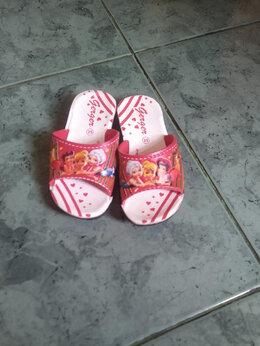 Домашняя обувь - Детские тапочки, туфли,шлепки новые, 0