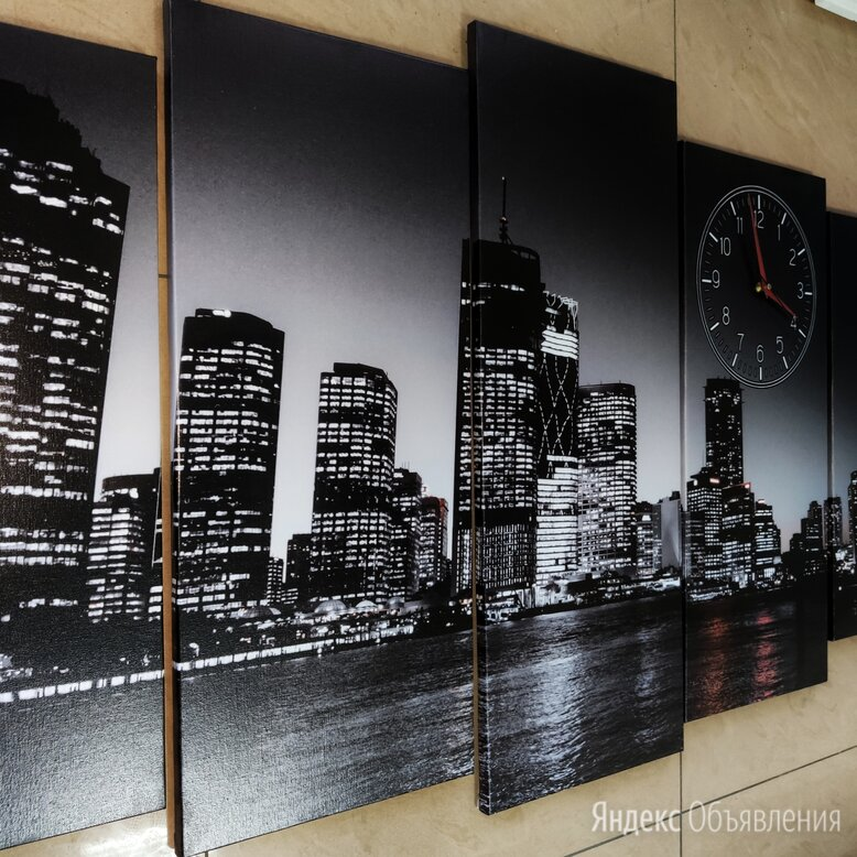 модульная картина 160смх80см по цене 5500₽ - Картины, постеры, гобелены, панно, фото 0