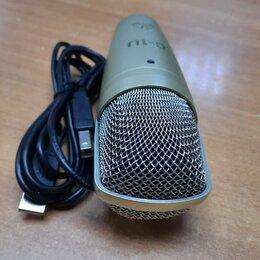 Микрофоны - Микрофон Behringer C-1U, 0
