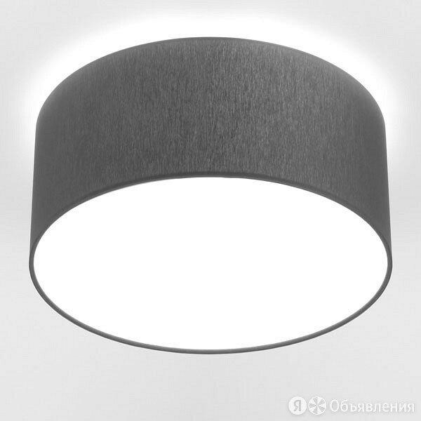 Накладной светильник Nowodvorski Cameron Gray 9687 по цене 8380₽ - Люстры и потолочные светильники, фото 0