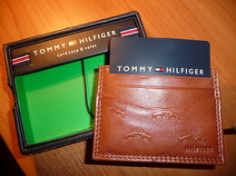 Визитницы и кредитницы - Мини-кошелек Tommy Hilfiger, 0