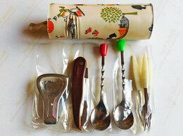 Туристическая посуда - Миниатюрный туристический набор., 0