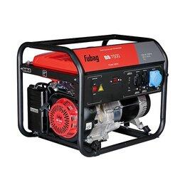 Электрогенераторы - Генератор бензиновый Fubag BS 7500, 0