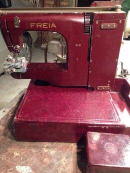 Швейные машины - Продаю швейную машину фирмы Freia, 0