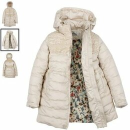 Пальто и плащи - Пальто ф.Pulka 146 разм  , 0