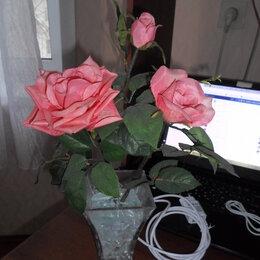 Ночники и декоративные светильники - Светящиеся цветы, 0