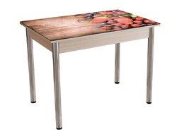 Столы и столики - Обеденный стол с фотопечатью №5, 0