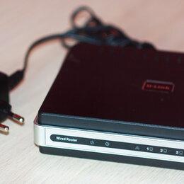 Проводные роутеры и коммутаторы - D-Link DIR-100, 0