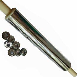 Скалки - Скалка для лаваша 70-6см с подшипниками, 0