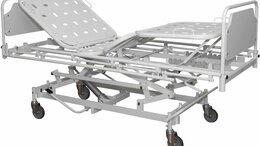 Оборудование и мебель для медучреждений - Гидравлическая медицинская кровать, 0
