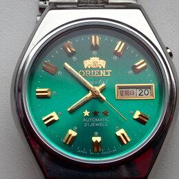 Наручные часы - наручные часы Orient. три звезды, 0