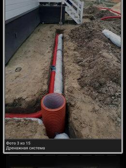 Бытовые услуги - Ливневая канализация, дождеприемники,итоговый…, 0