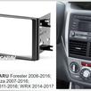 Переходная рамка CARAV 11-212 | 2 DIN, SUBARU Forester (2008-2016) по цене 1400₽ - Автоэлектроника и комплектующие, фото 0