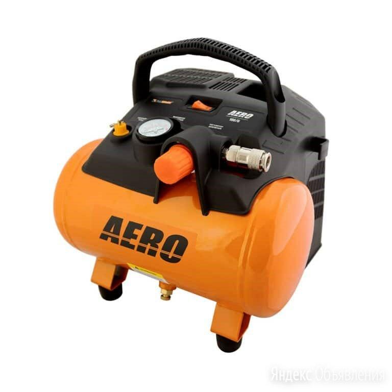 Безмаслянный компрессор AERO 186/6 по цене 9398₽ - Воздушные компрессоры, фото 0