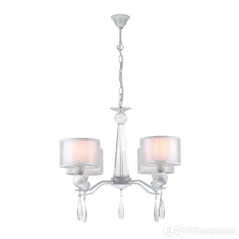 Подвесная люстра Arti Lampadari Rufina E 1.1.4.600 W по цене 14283₽ - Люстры и потолочные светильники, фото 0