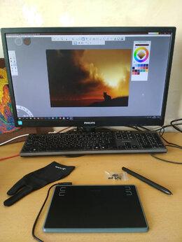 Графические планшеты - Графический планшет Huion Inspiroy H430P, 0