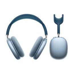 Наушники и Bluetooth-гарнитуры - Беспроводные наушники Apple AirPods Max, «голубое небо», 0