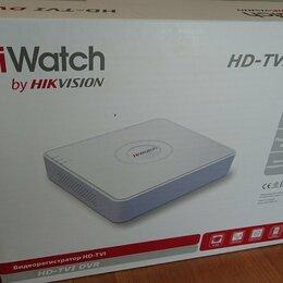 Видеорегистраторы - 4-х канальный видеорегистратор R-104P-G, 0
