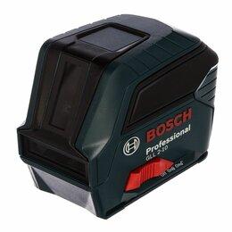 Аксессуары, комплектующие и химия - Лазерный нивелир BOSCH GLL 2-10 0.601.063.L00, 0