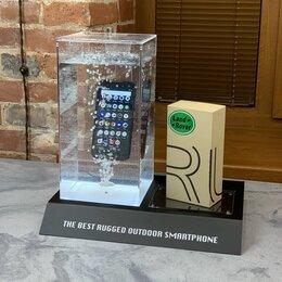 Мобильные телефоны - Land Rover Hummer: недорогой защищенный смартфон…, 0