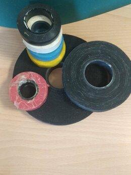 Изоляционные материалы - Изолента пвх и хб с хранения, 0