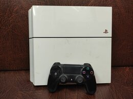 Игровые приставки - Игровая приставка Sony Playstation 4 500gb + джой, 0