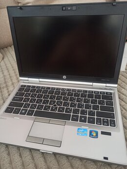 Ноутбуки - Ноутбук HP intel Core i7-2620M, идеальное состояни, 0