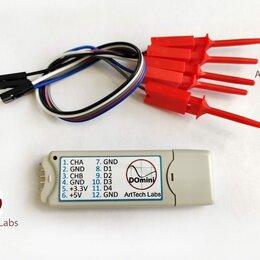 Инструменты - USB Осциллограф DOmini, 0