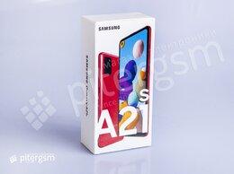 Мобильные телефоны - Samsung Galaxy A21s 4/64GB (Красный), 0
