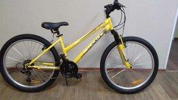"""Велосипеды - Велосипед подростковый Black One Ice Girl 24"""", 0"""