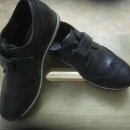 Туфли и мокасины - Туфли школьнику. Натуральная кожа, 0