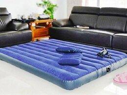 Походная мебель - Матрас надувной 152 с падушками, 0