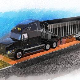Производственно-техническое оборудование - Поосные автомобильные весы ВТА-ДС 30 тонн, 0