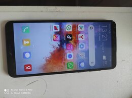 Мобильные телефоны - Смартфон   HONOR 7 X, 0